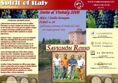 Spirit Of Italy Savignon Rosso