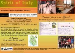 Spirit Of Italy Farm Holiday Prisco